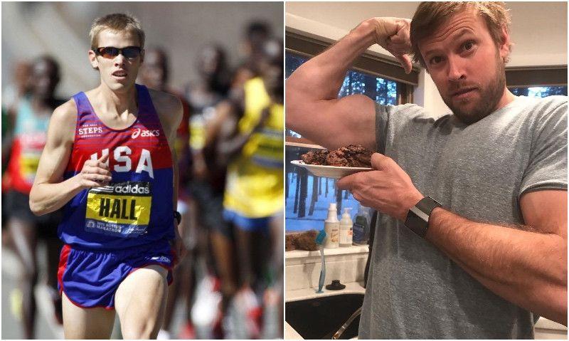 De hacer un maratón en 2h04' y pesar 50 kilos... a culturista de 90 kg