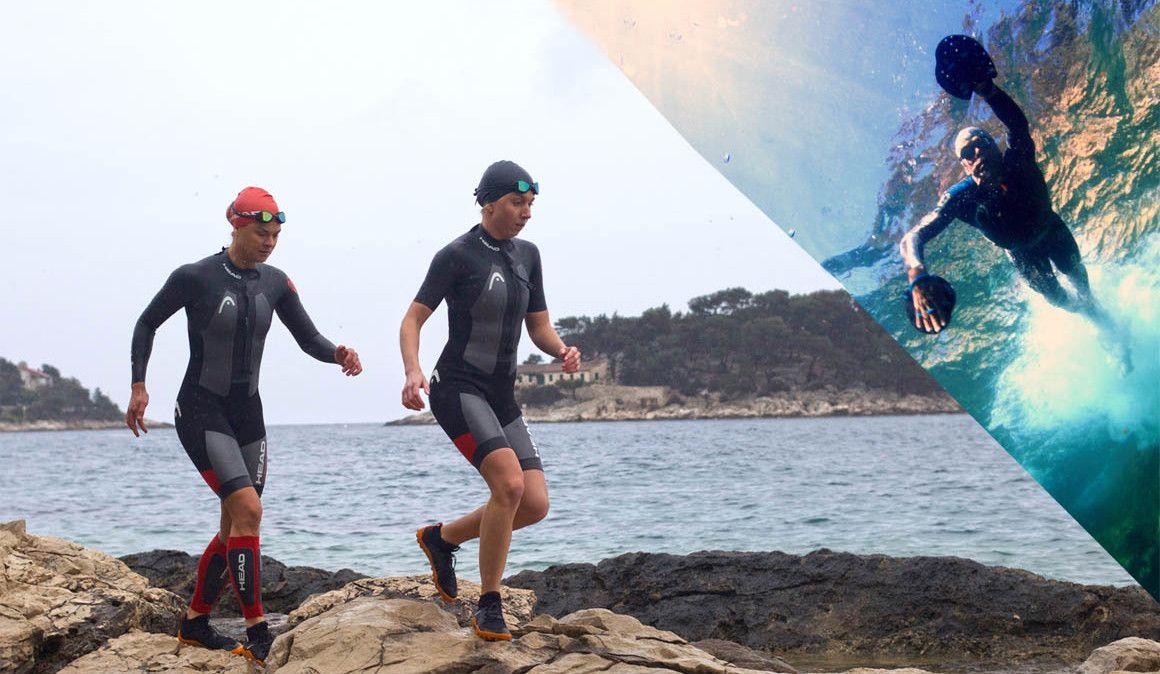 Swimrun, el deporte más atractivo