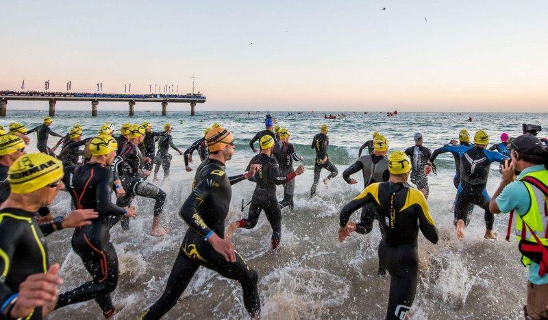 Desveladas las causas de la muerte de los dos triatletas en el Ironman de Sudáfrica