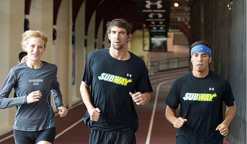 """Michael Phelps: """"Correr 5 kilómetros ha sido la peor idea que he tenido"""""""
