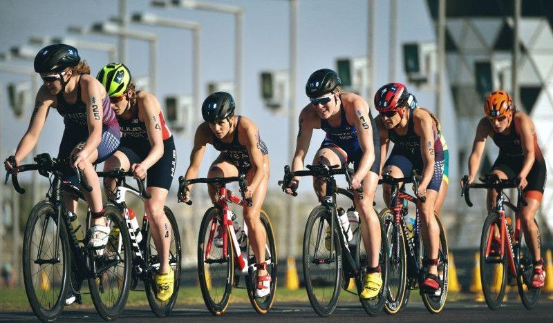 Entrenamiento acelerado de ciclismo para triatletas noveles