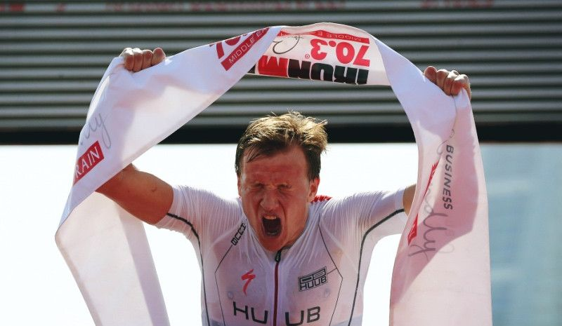 "Blummenfelt: ""Puedo ganar el Mundial 70.3 por el perfil del segmento de bici"""