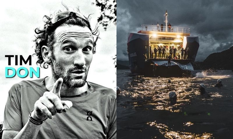 Tim Don se apunta a la aventura del Patagonman Xtreme Triathlon