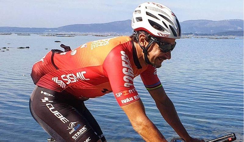 """Iván Raña: """"El Ironman 70.3 de Marbella es la carrera para ponerse en forma ya"""""""