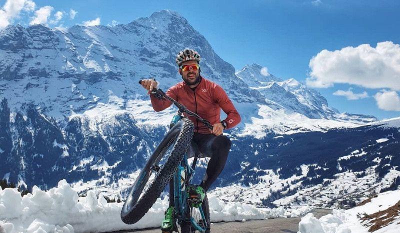 """Roger Serrano: """"¿Volver al triatlón? Es pan para hoy y hambre para mañana"""""""