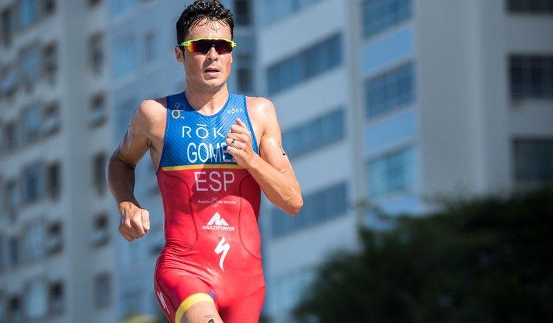 Noya agranda su leyenda: 2º en Bermudas en su regreso a las Series Mundiales de Triatlón
