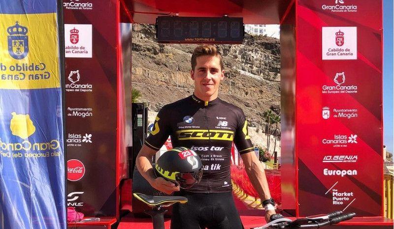 Nan Oliveras, 3º en el Challenge Mogán Gran Canaria