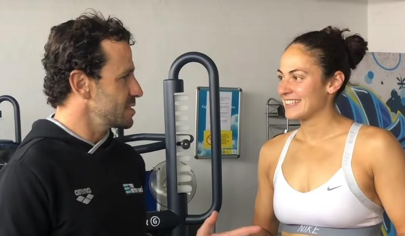 (VÍDEO) OBJETIVO TRIENTRENOS: Un día con Sara Pérez (2ª parte)