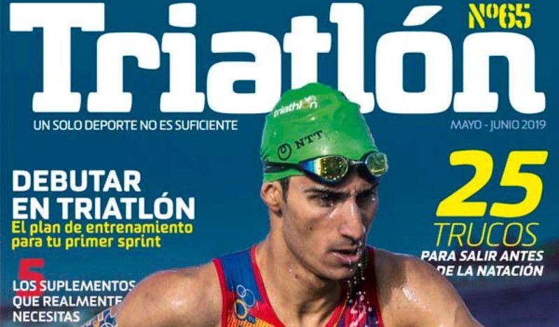 ¡Ya está a la venta el número 65 de la Revista Triatlón!
