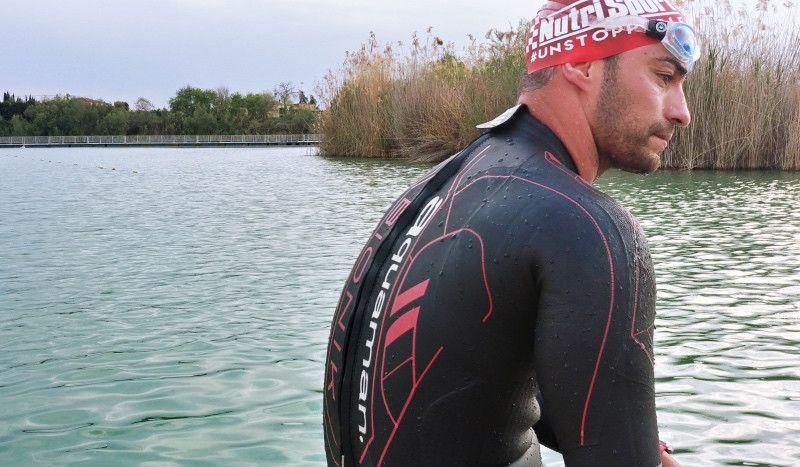 24 horas de natación en aguas abiertas, el nuevo reto del 'hombre de las aguas'