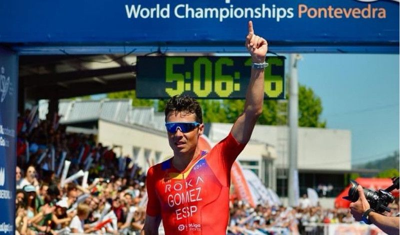 Noya demuestra que no tiene límites y gana el Mundial de Larga Distancia
