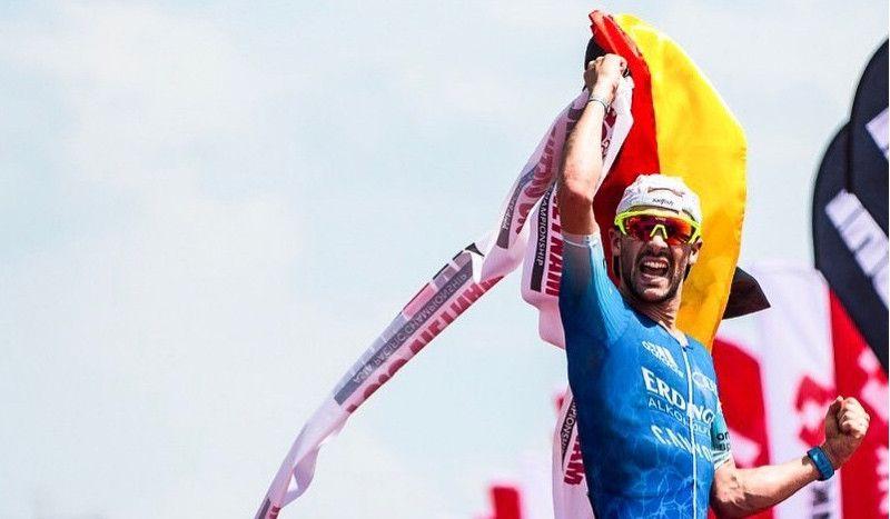 Patrick Lange se estrena en 2019 con victoria en el Ironman 70.3 de Vietnam