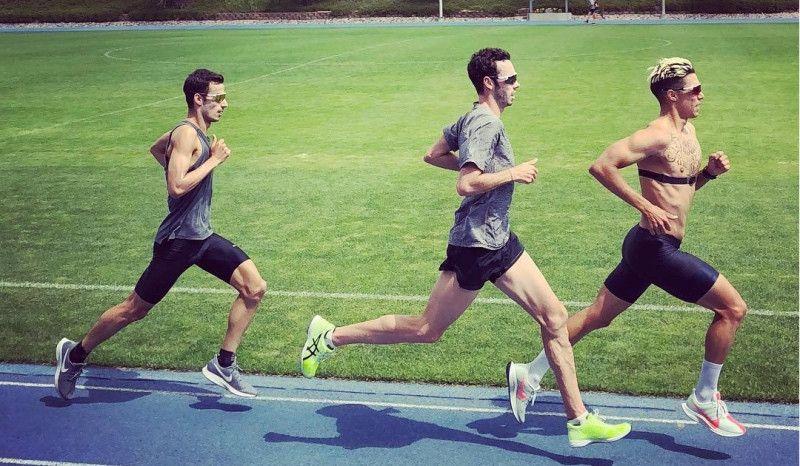 ¿Cuál es la clave de la técnica de carrera para correr el 10.000 en 30 minutos?