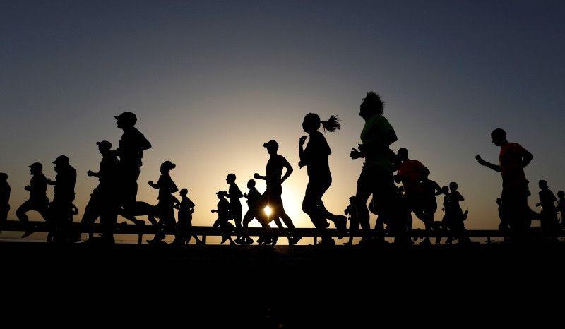 La 'fiebre' de participar en carreras dispara las lesiones en los tendones