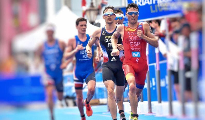 Cómo seguir en directo la prueba de Yokohama de las Series Mundiales de Triatlón