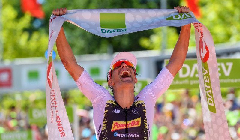 Sebastian Kienle está de vuelta: repite victoria en el Challenge Heilbronn