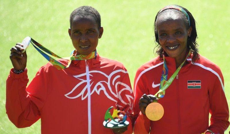 Vergüenza en el maratón femenino de Río: la medallista de plata también da positivo