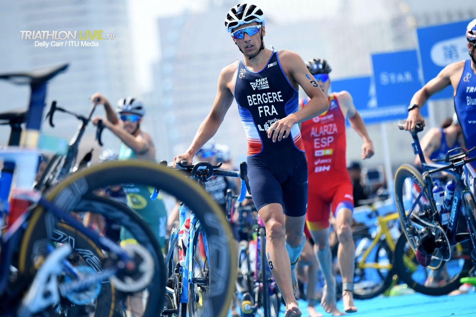 Las mejores imágenes de la prueba de Yokohama de las WTS 2019