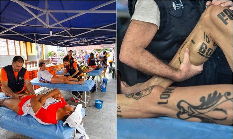 El Ironman de Lanzarote no tendrá servicio profesional autorizado de fisioterapia