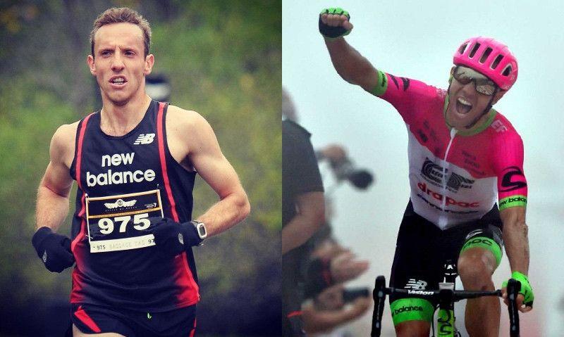 Michael Woods, el ciclista que corría el 1.500 en 3:42, se postula como Ironman para 2024