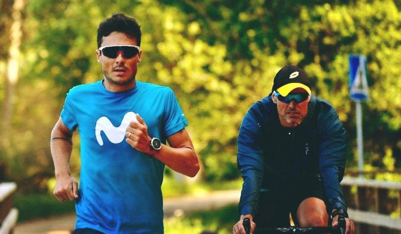 """Noya: """"Me tomo un día de descanso activo tras un olímpico y 2 ó 3 tras un Ironman"""""""