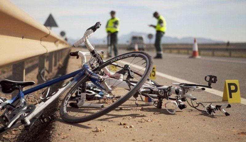 Muere un ciclista arrollado por una furgoneta en la sierra de Madrid