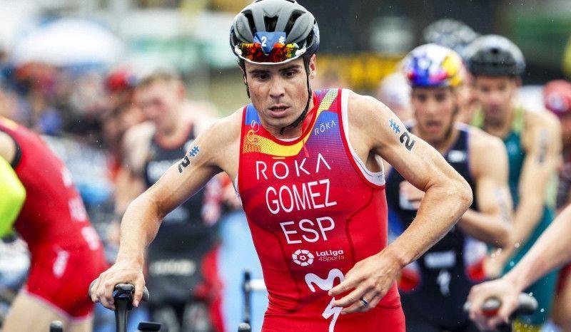 Noya va a por el Mundial: también disputará las pruebas sprint