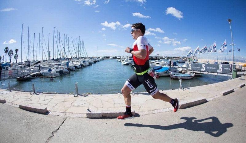 Pablo Dapena, 2º en Suiza, ya tiene billete para el Mundial Ironman 70.3 de Niza