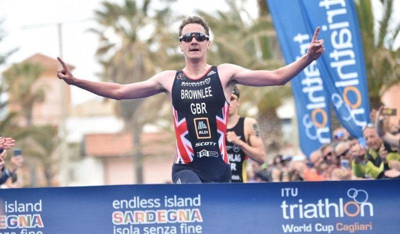 Alistair Brownlee se proclama campeón de Europa de Triatlón