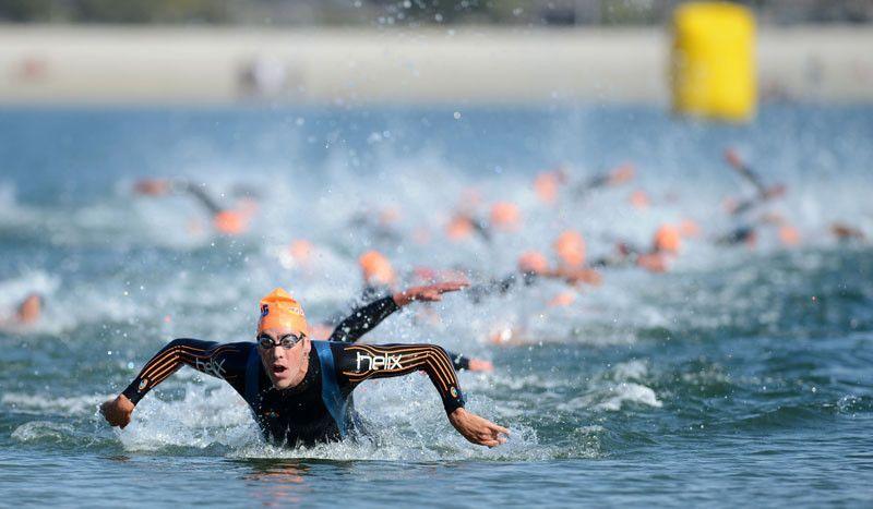 Los 11 mandamientos de la natación en aguas abiertas del triatlón
