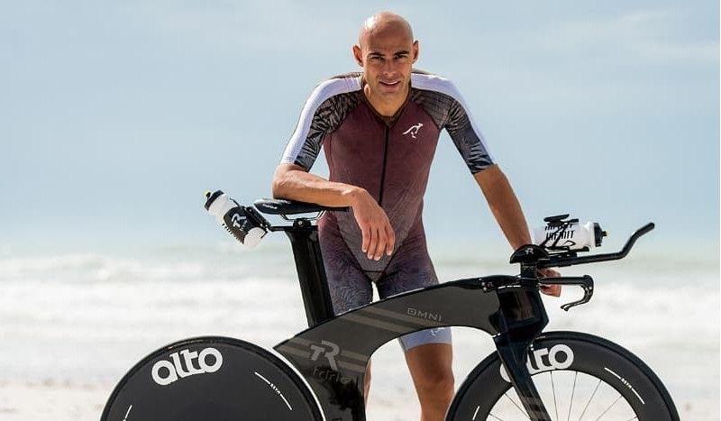 """Otro """"loco desafío"""" de Matt Russell: Ironman Frankfurt y Challenge Roth... ¡en 7 días!"""