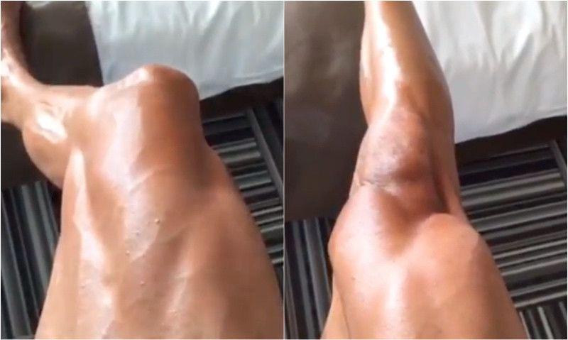 (VÍDEO) La descomunal pierna de 'Purito' tras subir el Muro de Huy