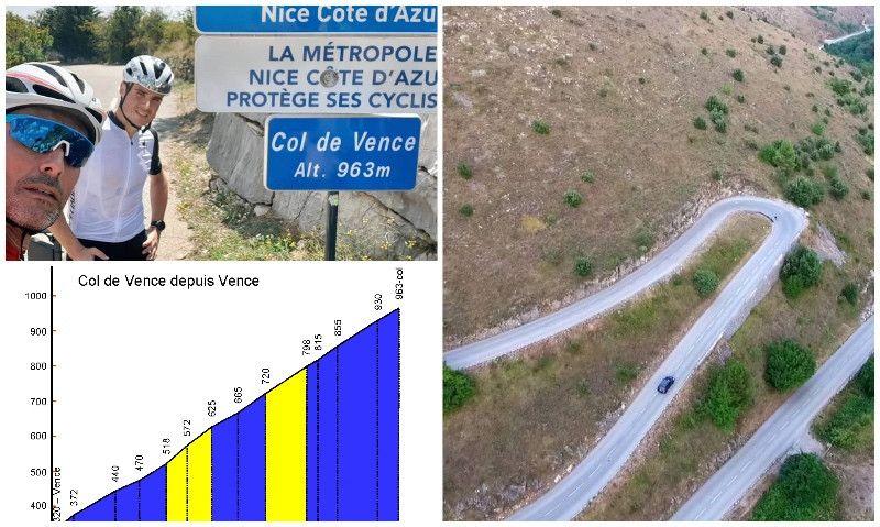 (VÍDEO) Subimos al Col de Vence: el 'juez' del Mundial Ironman 70.3 de Niza