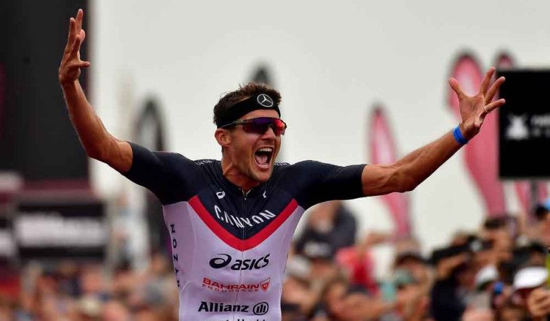 Jan Frodeno renuncia al Mundial Ironman 70.3 de Niza por una 'cuestión de peso'
