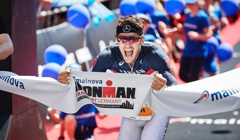 Jan Frodeno impone su ley y vuelve a ganar el Ironman de Frankfurt