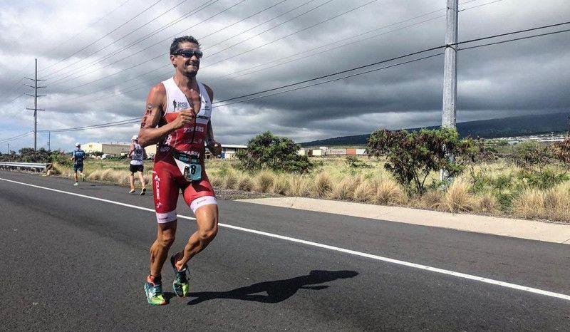 """Iván Raña: """"No es mi idea buscar en el Ironman de Austria la plaza para Hawaii"""""""
