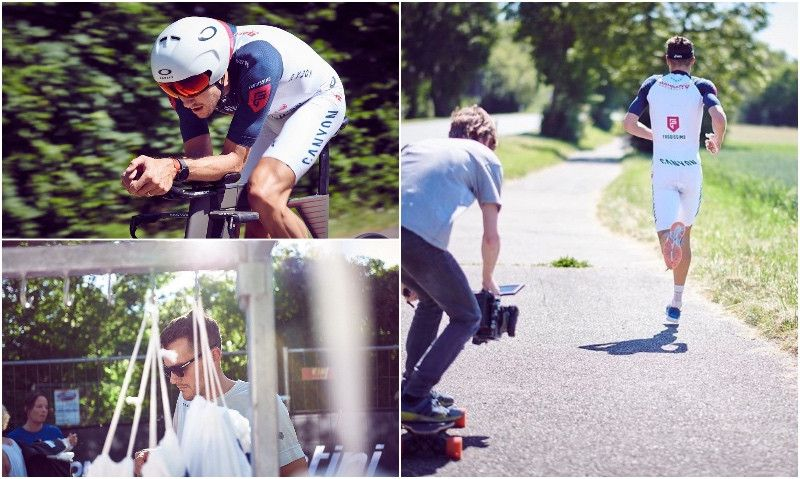 (VÍDEO) Así fue el ensayo general de Jan Frodeno para el Ironman de Frankfurt