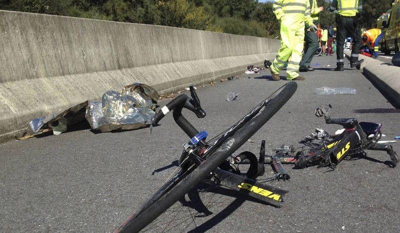 Muere un ciclista en Torrevieja al ser atropellado por un conductor que se dio a la fuga y luego se entregó