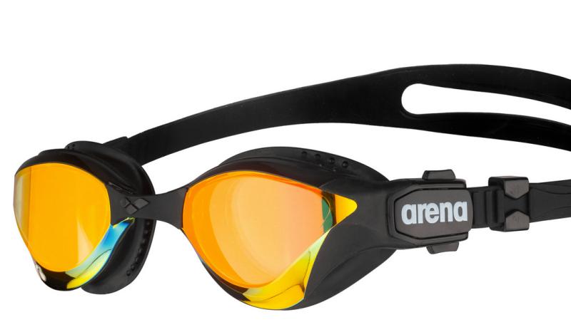Así son las gafas arena Cobra TRI Swipe Mirror