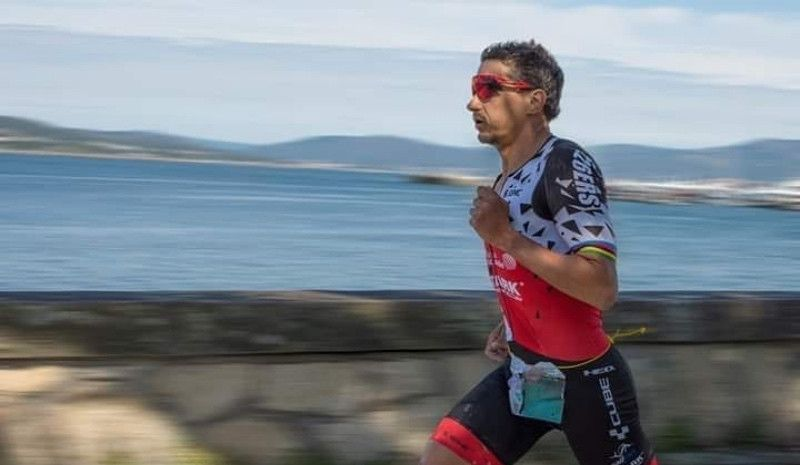 Iván Raña, 8º en el Ironman de Austria