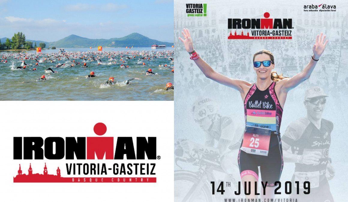 (VÍDEO-DIRECTO) Sigue aquí el Ironman de Vitoria: ¡¡Eneko Llanos gana en casa!!