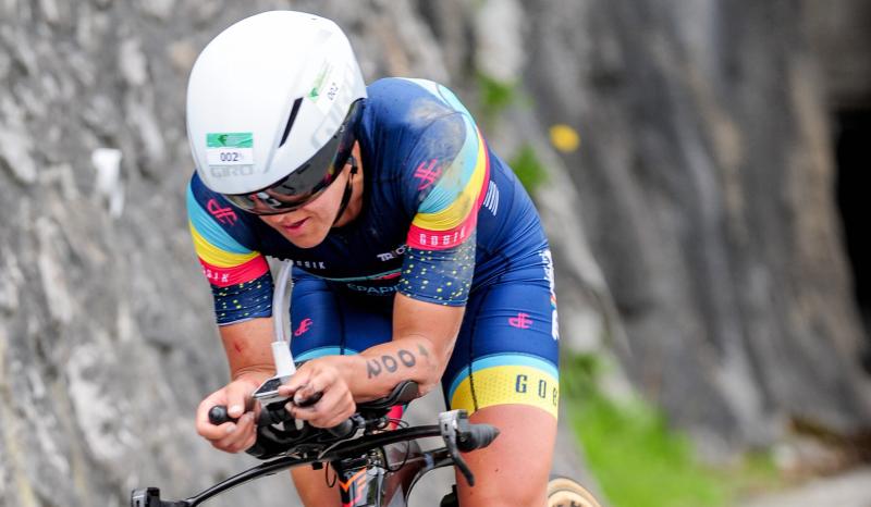 """Judith Corachán, a por el Ironman de Vitoria: """"Voy con confianza para consolidarme en la distancia"""""""