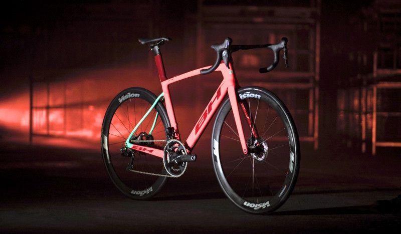 Nueva BH G8 Disc: aerodinámica, rendimiento y diseño a un nuevo nivel