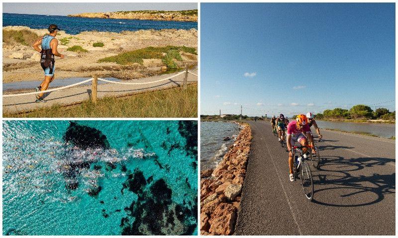 El Triatlón de Formentera vuelve el 5 de octubre