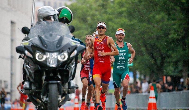 Mola ya es segundo en el Mundial que lidera Vincent Luis; Noya y Alarza le siguen