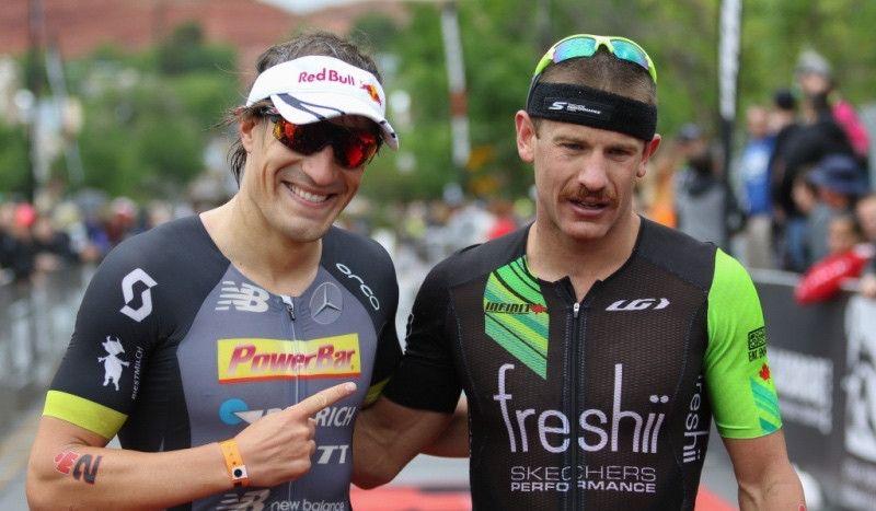 """(VÍDEO) Lionel Sanders: """"Kienle me dijo que no hiciera un Ironman todos los días"""""""