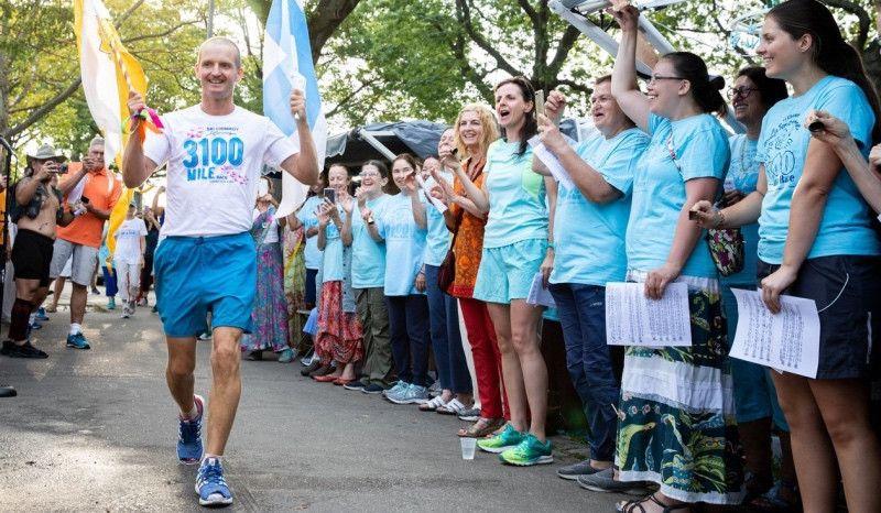 Un atleta finlandés gana la carrera más larga del mundo: 5.000 km en 47 días