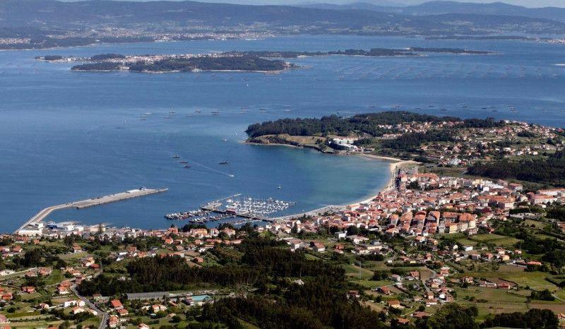 ¿Quieres hacer un triatlón en el 'pueblo más bonito de Galicia'?