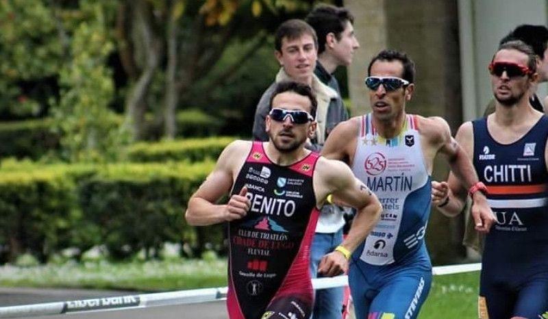"""Así entrena Antonio Benito: """"Me encantaría dedicarme 100% al triatlón, pero las facturas y alquiler no se pagan solos"""""""