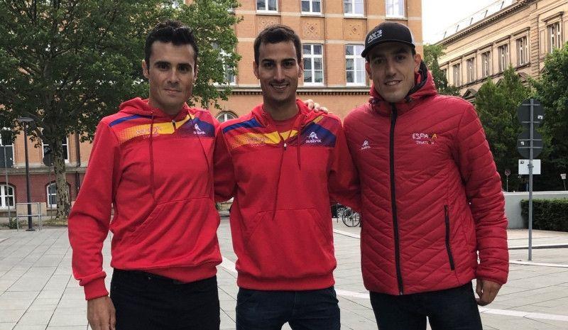 Mola, Gómez Noya y Alarza, ausentes en el test olímpico de Tokio